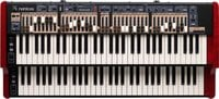 61-Key Dual Manual Combo Organ with Physical DrawBars
