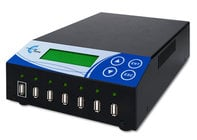 6 Target USB Duplicator in Black