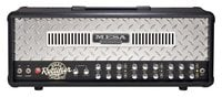 Mesa Boogie Ltd Dual Rectifier 100W 3-Ch Tube Guitar Amplifier Head DUAL-RECTIFIER-HEAD