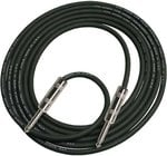 "20 ft. G1 1/4"" Male to Male Guitar Cable in Black"