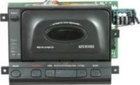 Cassette Player/Recorder (with Installation Kit, for PA Systems)