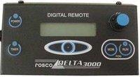 Digital/DMX Remote Control Device for Delta 3000 Fog Machine