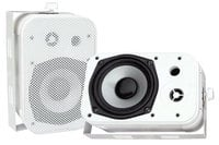"5.25"" Outdoor Speaker in White"