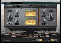 Analog Tape Software Plug-in (VST3/VST2.4/AU)