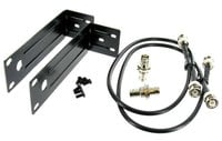 Rackmount Kit for Single Unit XS Wireless Receiver