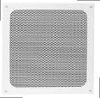 "Lowell JG-8X  White Screw-Mount Square Grille for 8"" Speaker JG-8X"