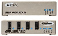 Gefen EXT-USB-400FON USB 2.0 Extender with Fiber Optic Cable