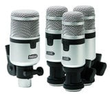 Drum Microphone Kit (1 x PM11, 3 x PM10)
