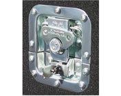 Grundorf Corp 2-LOC Recessed Locking Latch and Key