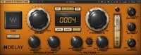 Waves H-Delay Hybrid Delay Plugin HDELAY-TDM