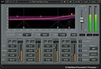 Multiband Dynamics Processor Plugin