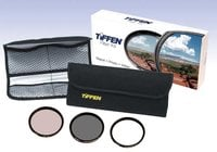 3 Piece Filter Set, 58mm