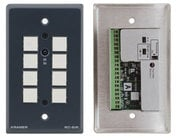Kramer RC-8IR-NV 8-Button Universal Room Controller with IR Learning