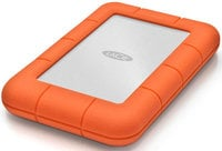 LaCie 301558 Rugged Mini 1TB Portable Hard Drive USB 3.0 | USB 2.0