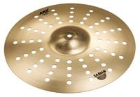 "18"" AAX Aero Crash Cymbal in Brilliant Finish"