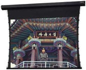 7' x 9' Tensioned Cosmopolitan® Electrol ® Projection Screen, DM