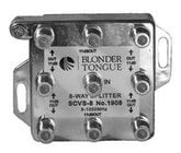 Blonder-Tongue SCVS-8  8-way L-style Splitter SCVS-8