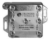 Blonder-Tongue SCVS-6  6-Way L-Style Splitter