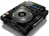 Professional DJ Multi-Format Player with WiFi Connectivity