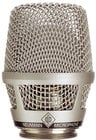 Cardioid Capsule Head in Satin Nickel Finish for Sennheiser SKM 5000 N, 5200 Wireless Systems
