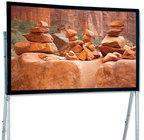 "Draper 241252  220"" HDTV Ultimate Folding Screen Portable Projection Screen, with Heavy-Duty Legs"