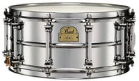 "Pearl Drums IP1465 Ian Paice 6.5""x14"" Steel Signature Snare Drum"