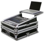 Odyssey FZGSMX1912  Flight Zone Glide-Style Rackmount Mixer Console Case