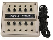 Califone International 1210AVPS 10-Position Stereo Jackbox