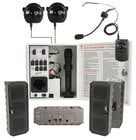 Califone PA-IRSYSB  4-Speaker IR Classroom Audio System