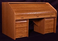 Rolltop Custom Rack Desk