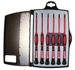 Platinum Tools 19110  6-Piece KV Insulated Precision Screwdriver Set 19110