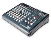 10 Channel Compact Broadcast Mixer Console