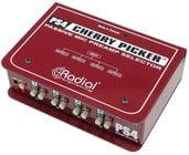 Radial Engineering CHERRY-PICKER Cherry Picker Passive Studio Microphone Preamp Selector