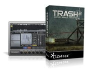 iZotope TRASH-2 Distortion Processor Software (Electronic Delivery)