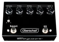Overdrive Guitar Pedal