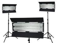 3-Point Fluorescent Daylight Lighting Kit