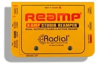 Active Re-Amplifier