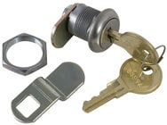 Atlas Sound KL-74 Replacement Lock & Key Set for Front Door Assemblies