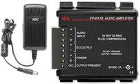 Radio Design Labs FP-PA18 18W, 8 Ohm Mono Audio Amplifier with Power Supply