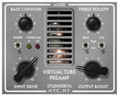 Tube Preamp Software