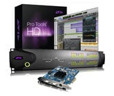 Pro Tools|HD Native PCIe Core Card, Pro Tools|HD Software, & HD I/O 16x16 Analog Audio Interface
