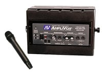 AmpliVox SW1230 Mity Box Active Speaker with Wireless Bodypack Transmitter and Lavalier