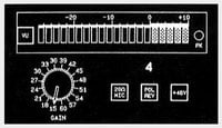 Additional Microphone Preamplifier Channel for M-2