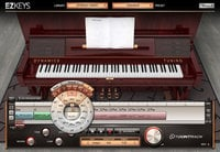 Toontrack EZ-KEYS-UPRIGHT Upright Piano Software Instrument  (Electronic Delivery) EZ-KEYS-UPRIGHT