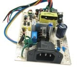 Power Supply PCB for D-Two, M One, Manhattan, VoiceLive, and Nova System