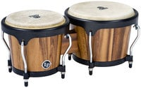 Latin Percussion LPA601-SW Aspire Jamjuree Wood Bongos