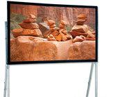 "Draper 241016  220"" Ultimate Folding Screen Portable Projection Screen, with Standard Legs"