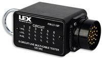 Lex Products Corp LT-19P  LSC 6Circuit™ Live Tester LT-19P