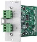 Dual Mic/Line Input Module with DSP