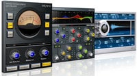 Processing Plug-in Bundle with EQ, Leveler, and Reverb - Mac VST, AU, RTAS